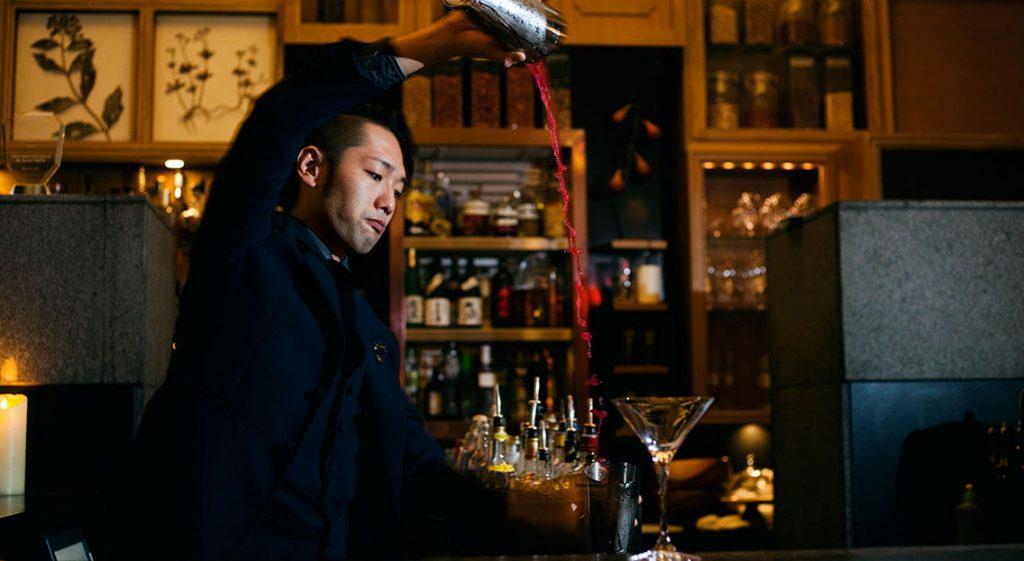 Top hotel bars in Tokyo, Rooftop Bar, Andaz Tokyo Toranomon Hills