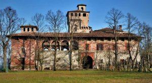 Villa Oppi Castle in Alseno