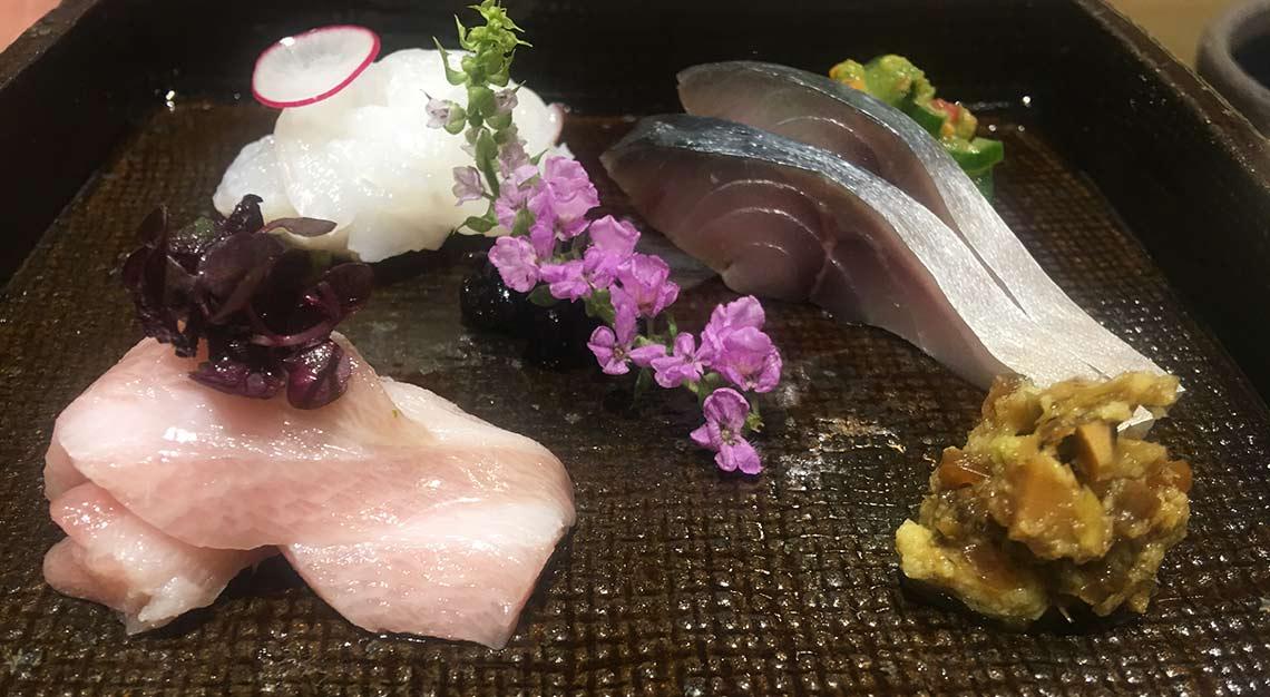 Hashida Sushi Singapore