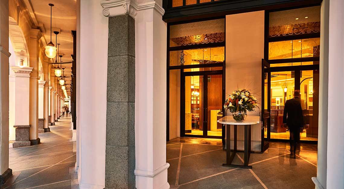 The Capitol Kempinski Hotel,