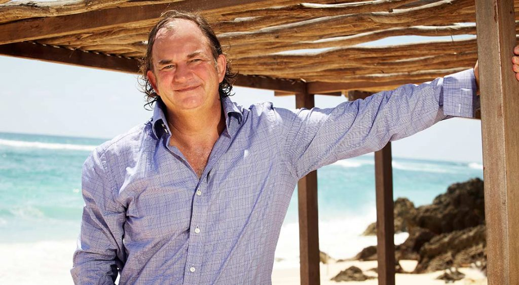 John Spence, founder and owner of Karma Group