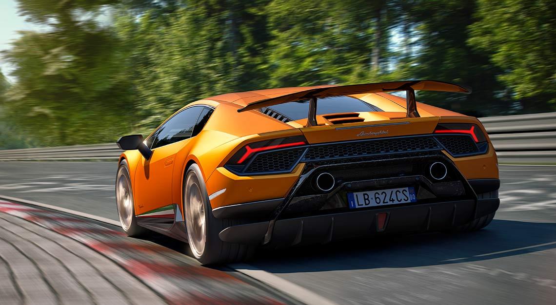 Lamborghini Huracan Performante LP640-4