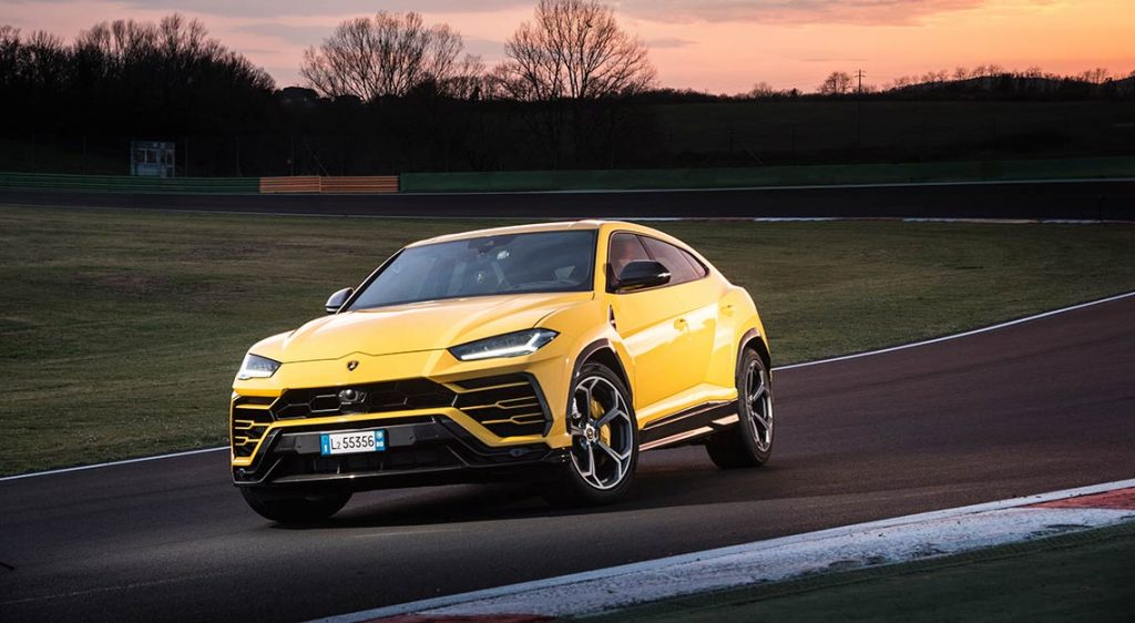 Lamborghini Urus, Robb Report Ultimate Drives 2018