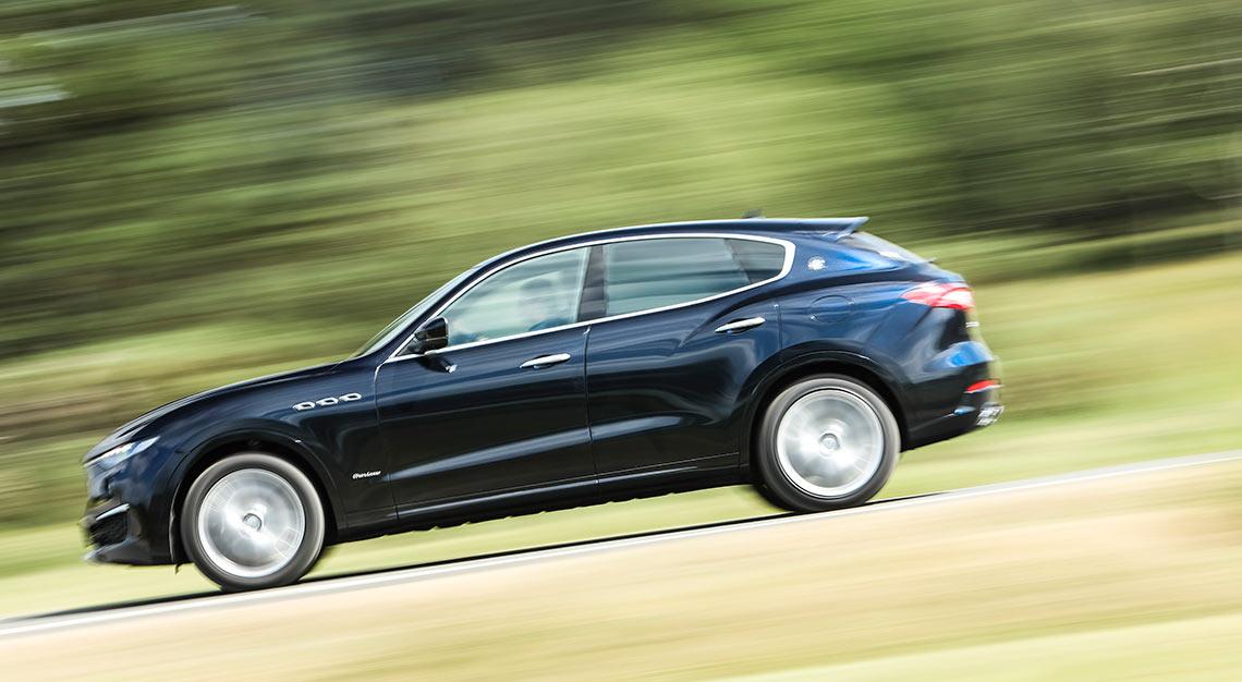Maserati Levante S, Robb Report Ultimate Drives 2018