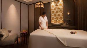 spa treatment, The Ritz-Carlton, Millenia Singapore Spa