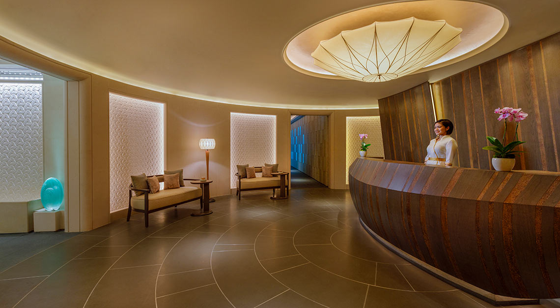 spa treatment, The Ritz-Carlton, Millenia Singapore Spa