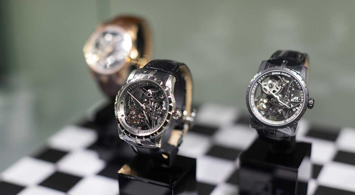 Roger Dubuis, Robb Report Ultimate Drives 2018