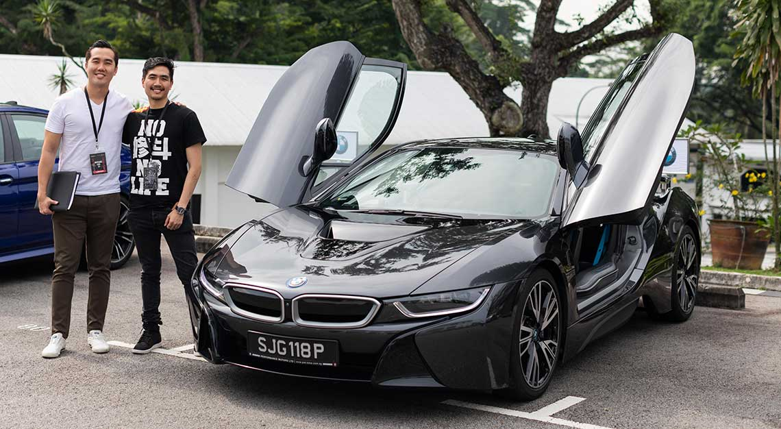 BMW i8, Robb Report Ultimate Drives 2018