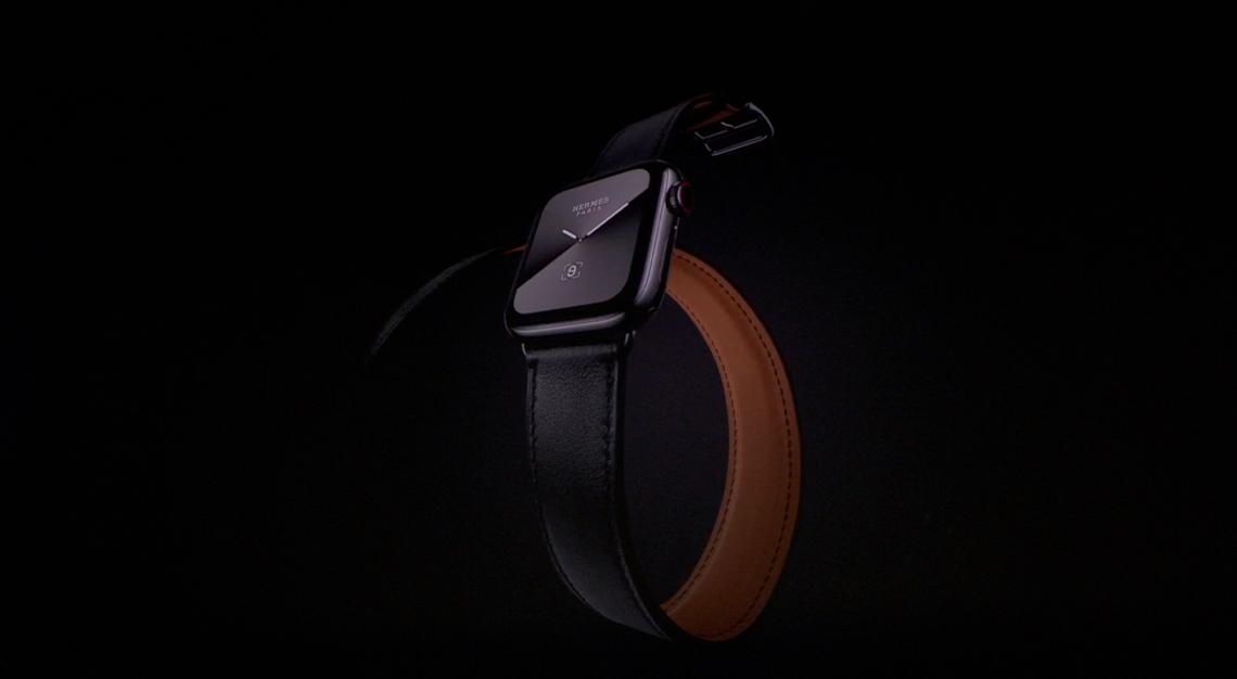Apple Watch Hermes Series 5 Space Black Edition