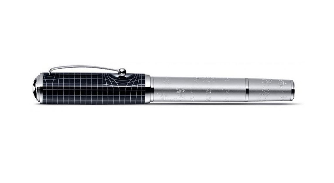Great Characters Limited Edition 2012 Albert Einstein Fountain Pen 107472 4 ($4514)