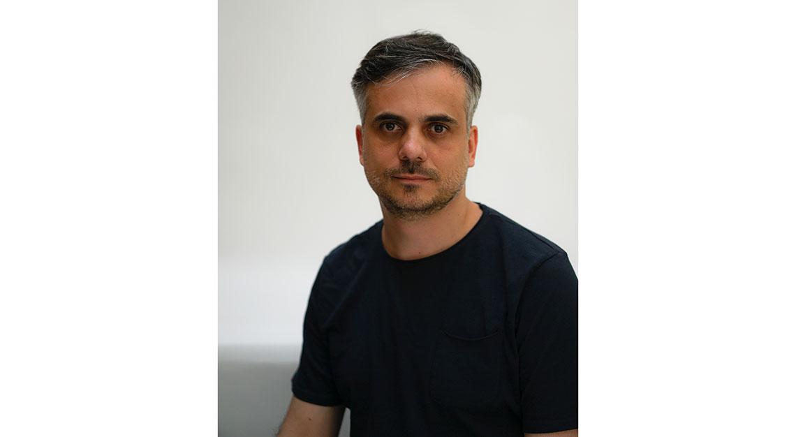 Product designer Oscar Diaz, Hermes