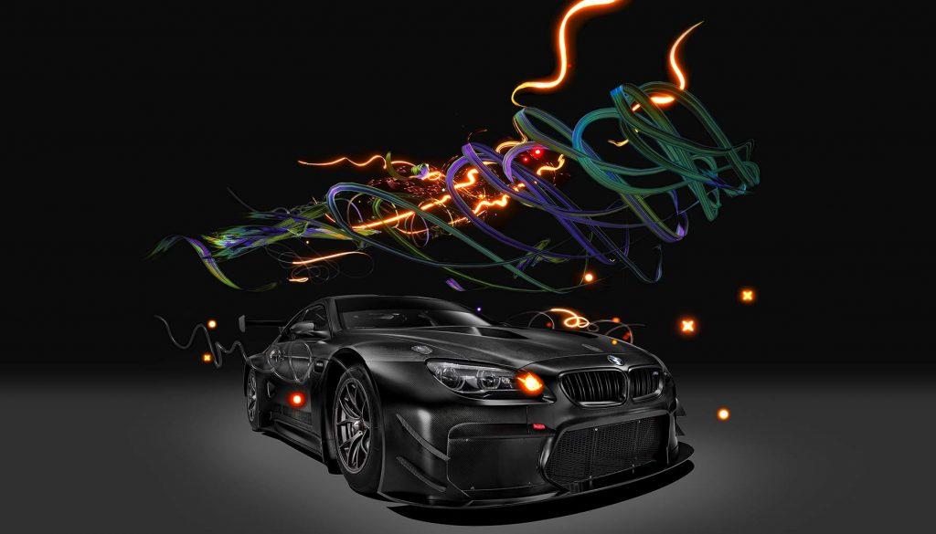 BMW Art Car, Cao Fei BMW M6 GT3, 2017