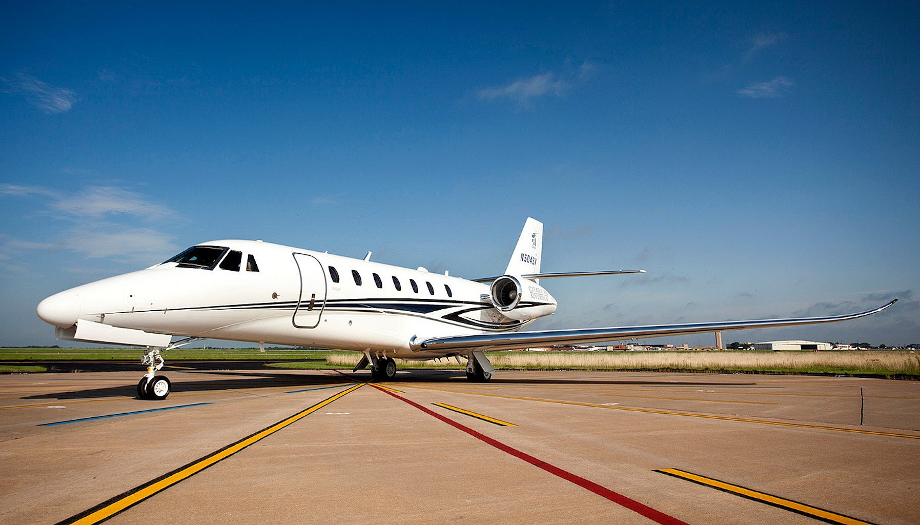 Cessna Citation Sovereign+