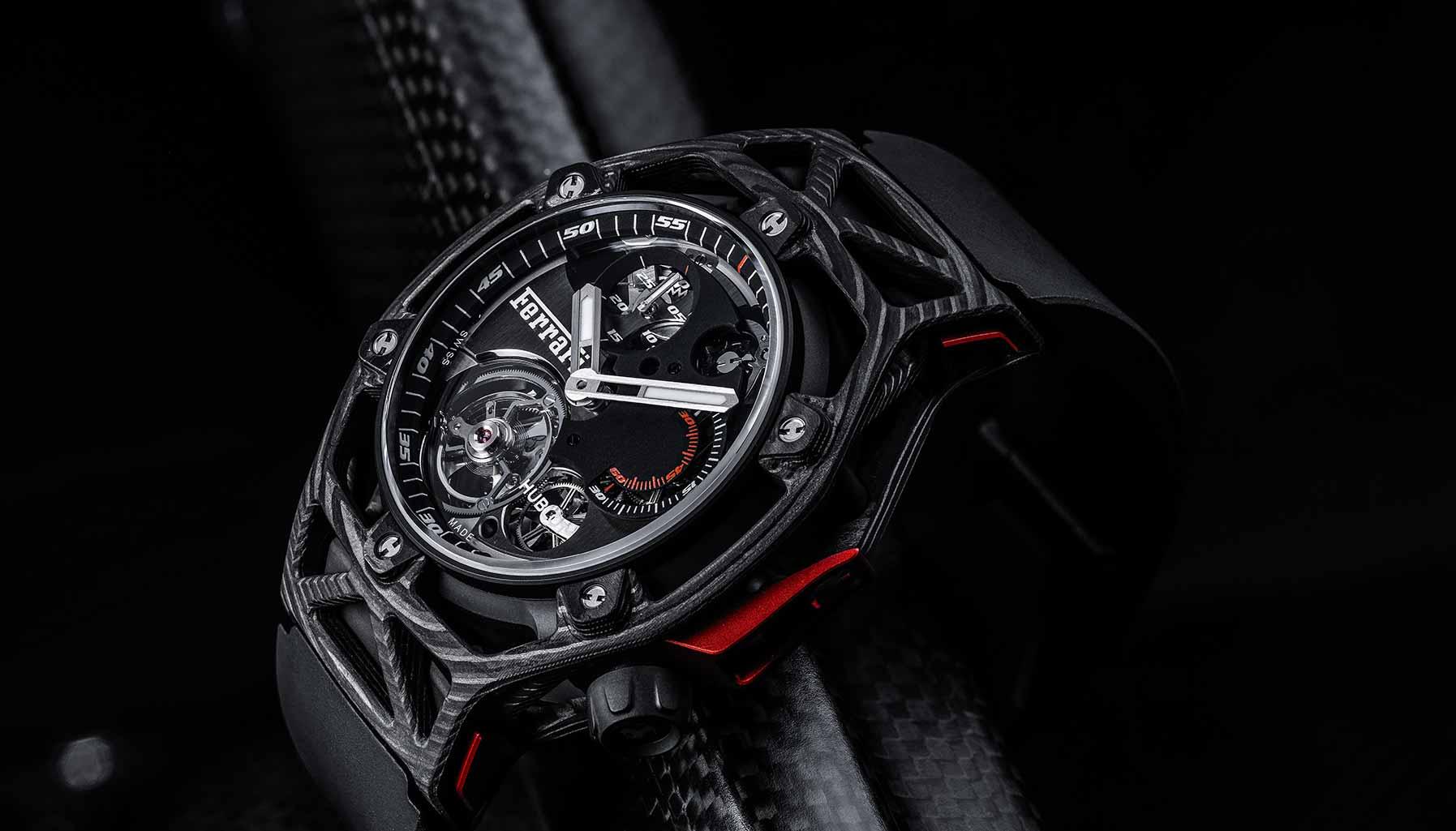 Hublot X Ferrari watch