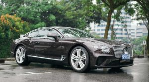 Bentley Continental GT, Robb Report Ultimate Drives 2018