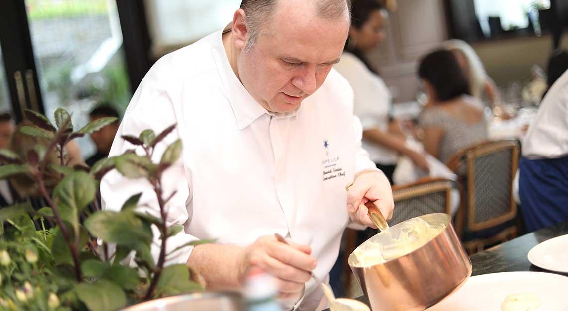 Chef David Senia