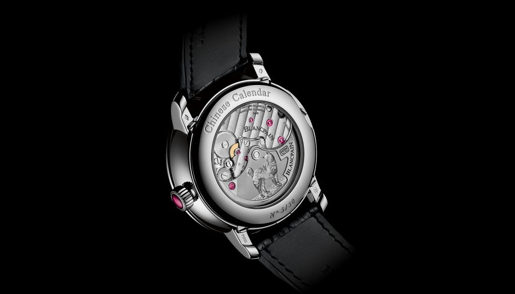 Traditional Chinese Calendar By Blancpain
