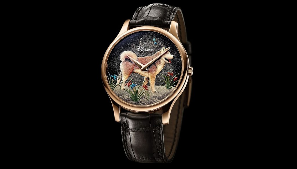LUC XP Urushi Year of the Dog, Chopard