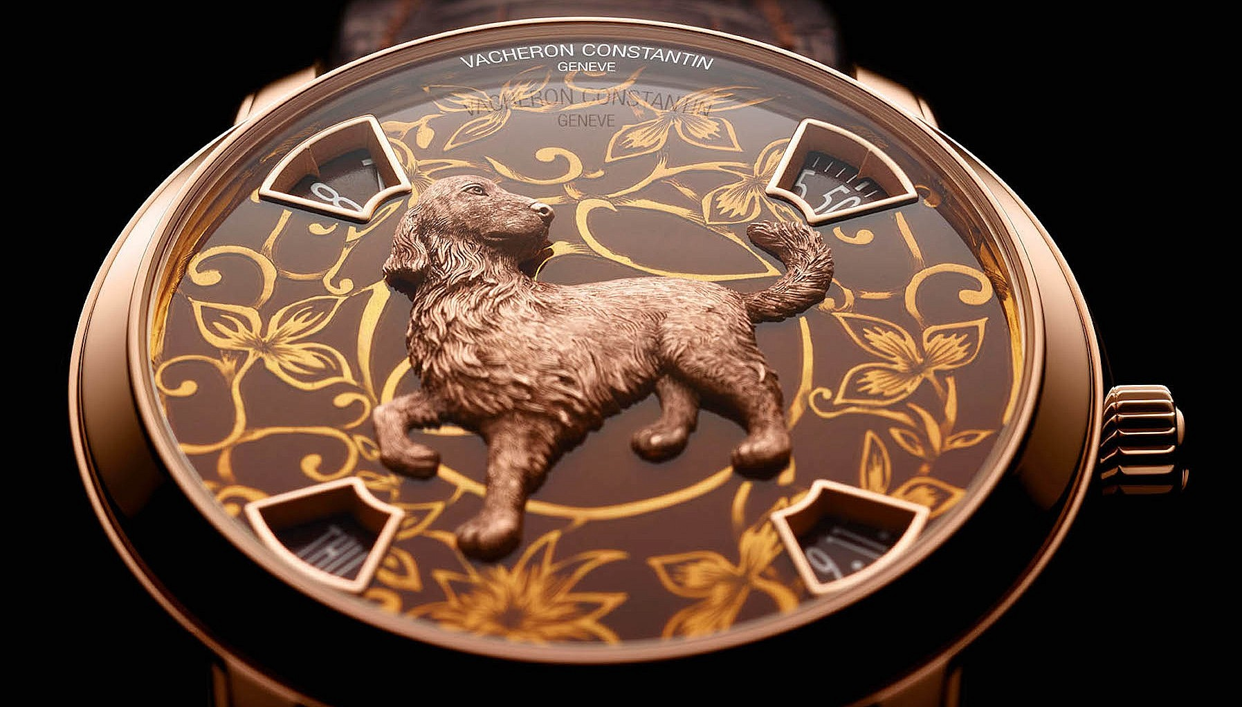Year of the Dog 2018 watches
