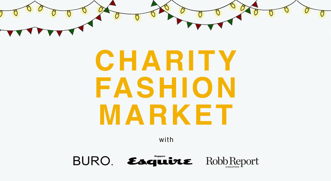 IMV's Charity Fashion Market