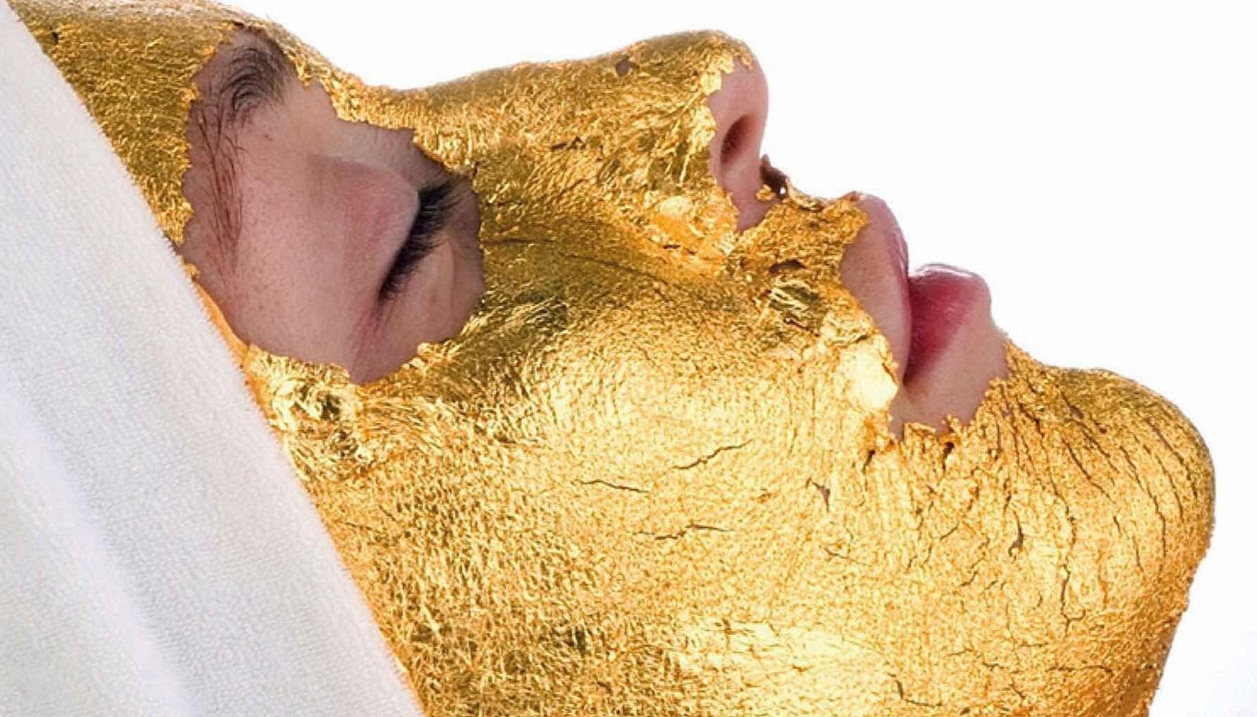 24k Gold Facials