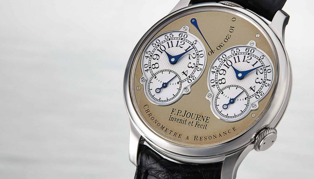 Investment Watches, FP Journe