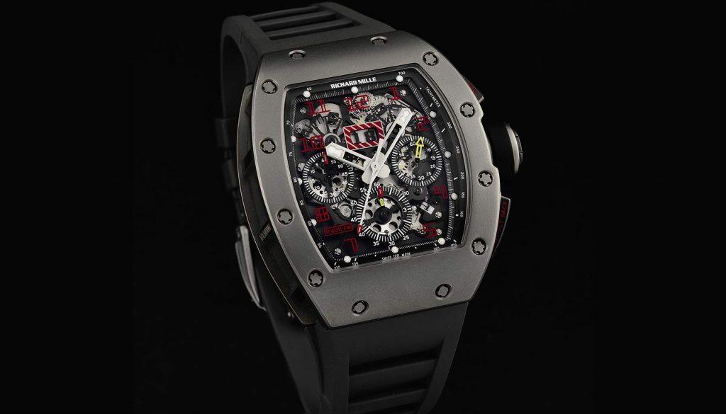 Investment Watches, Richard Mille