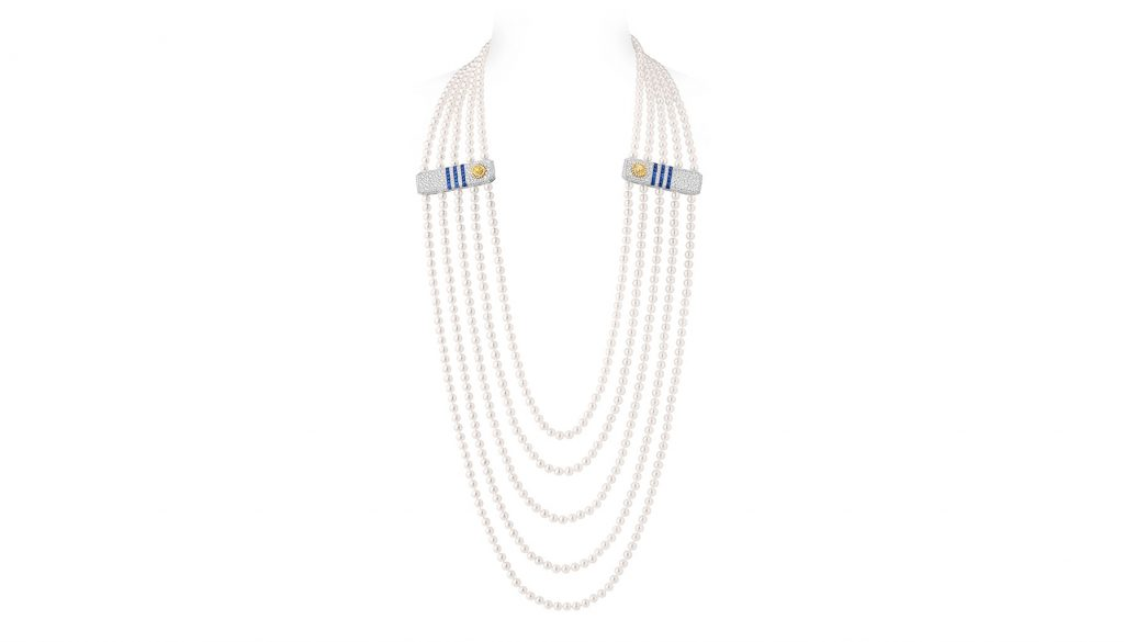 Summer Cruise necklace, Chanel