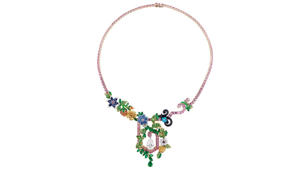 Trianon Diamant Necklace, Dio