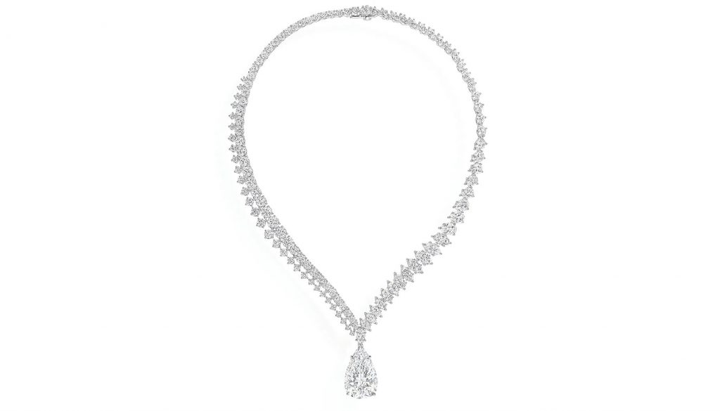 Legacy necklace, Harry Winston