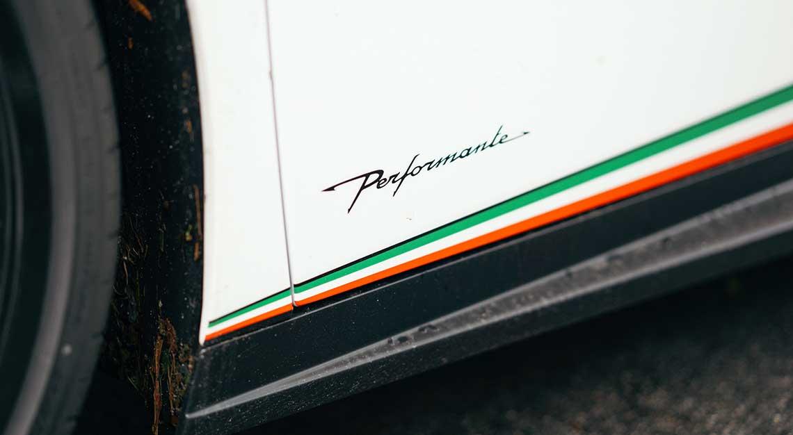 Lamborghini Huracan Performante, Robb Report Ultimate Drives 2018