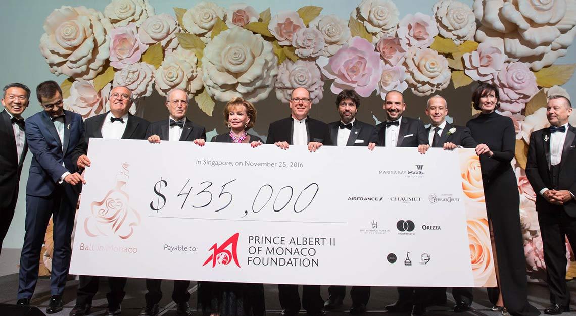 Prince Albert II of Monaco Foundation
