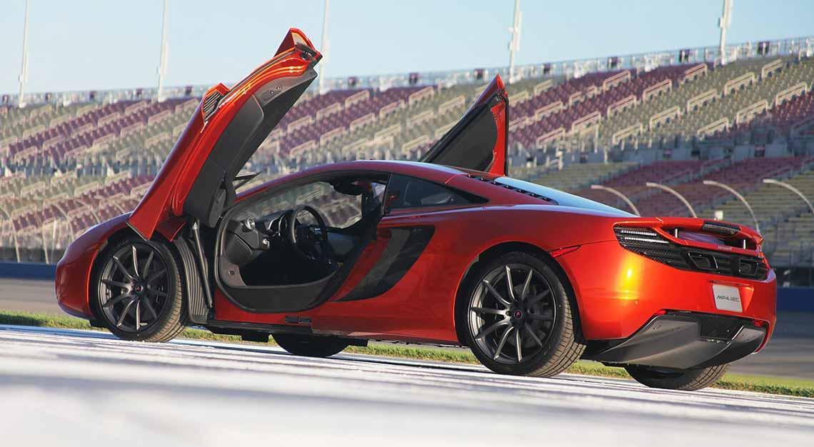 McLaren MP4 12-C