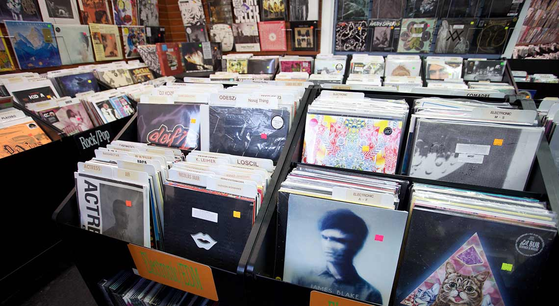 Vinyls in Singapore