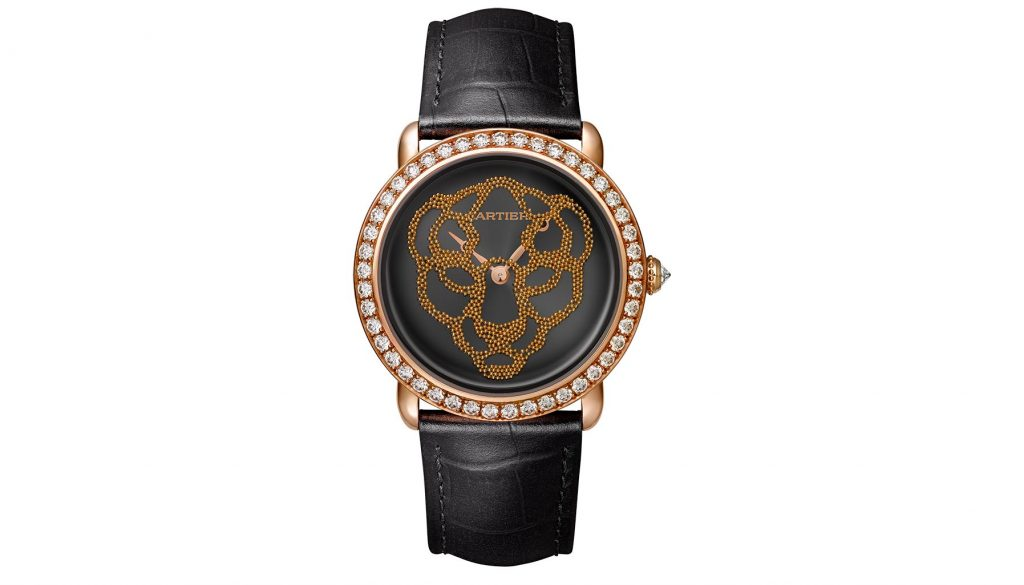 SIHH 2018, Revelation D'une Panthere, Cartier