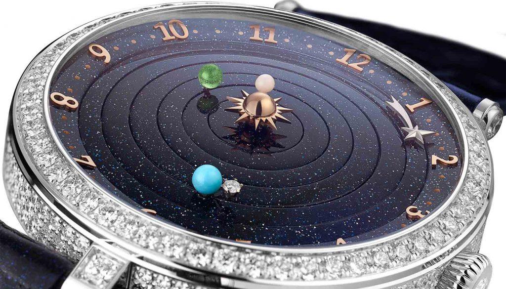 Lady Arpels Planetarium, Van Cleef & Arpels