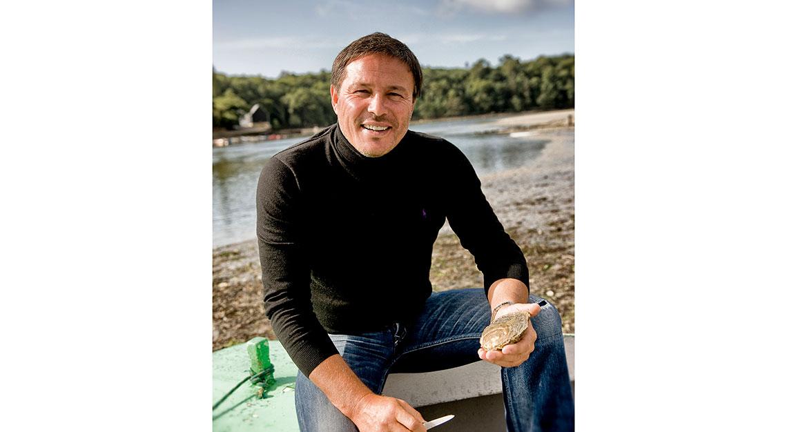 Cadoret Oysters, Jean-Jacques Cadoret,