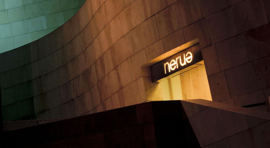Guggenheim Museum Bilbao, Nerua