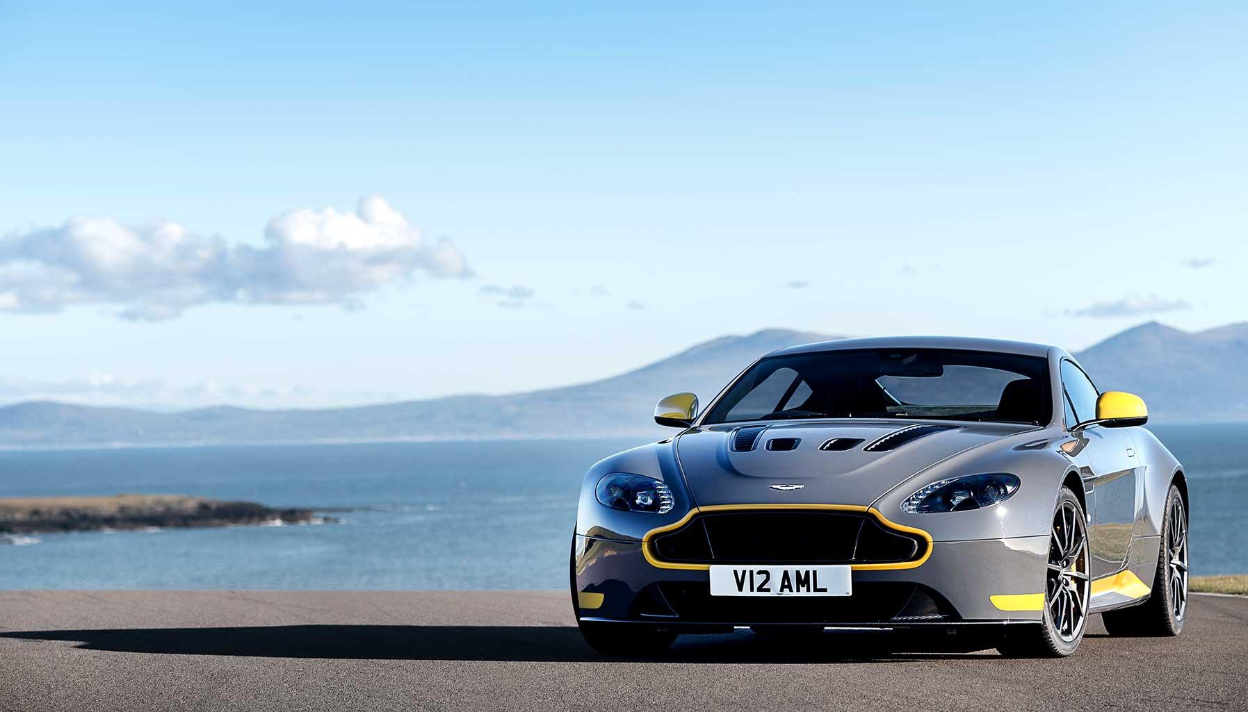 Sports Cars, Aston Martin V12 Vantage