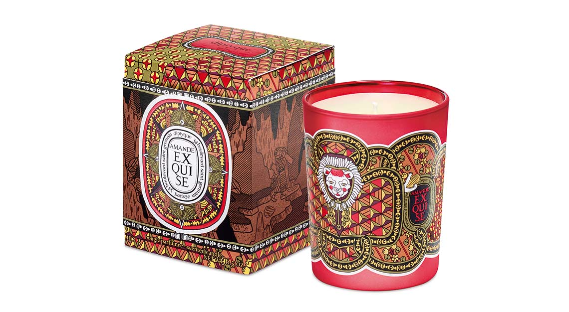 Diptyque — Christmas Candles