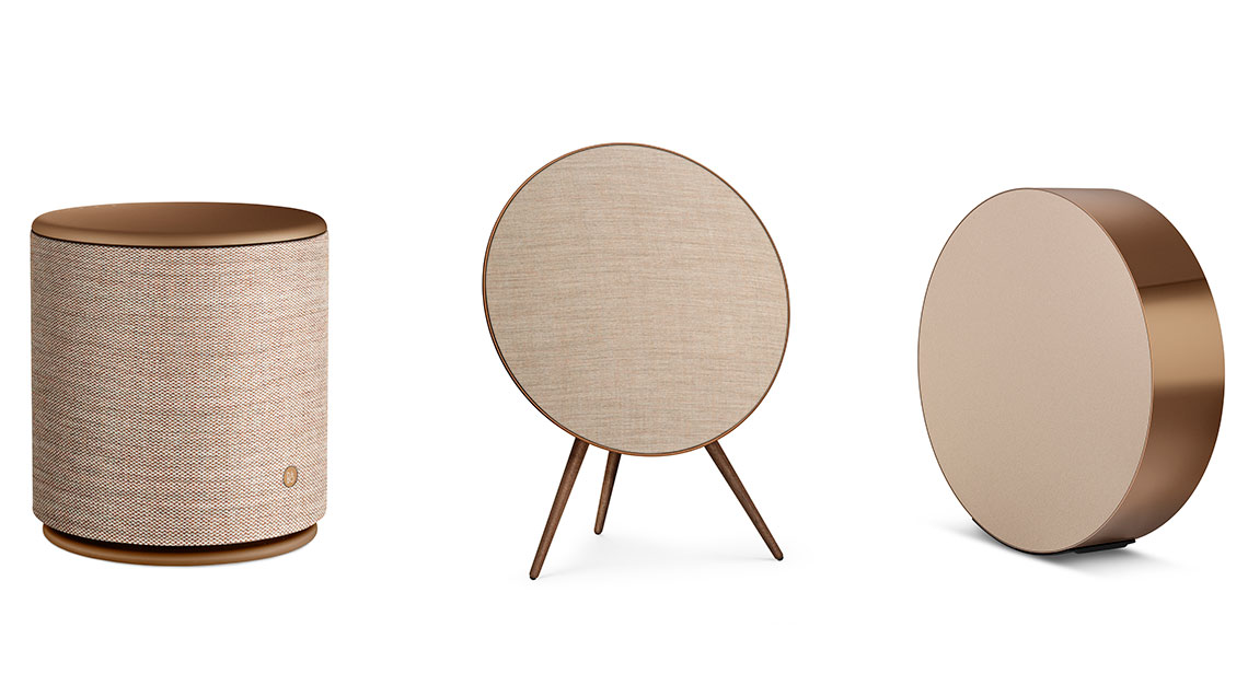 Bang & Olufsen — Bronze Collection