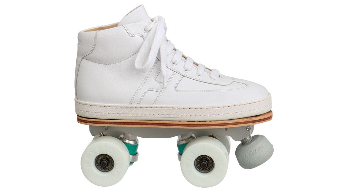 Hermes Roller Skates