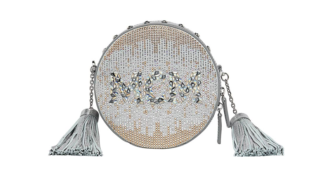 The Berlin Mosaic Crystal Crossbody from MCM