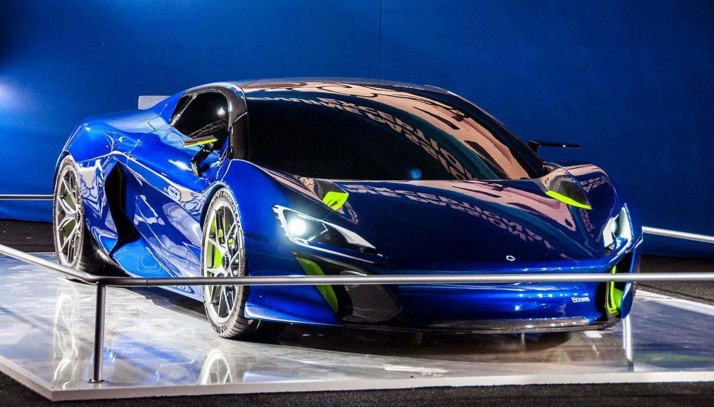 Boreas, DSD Design & Motorsport
