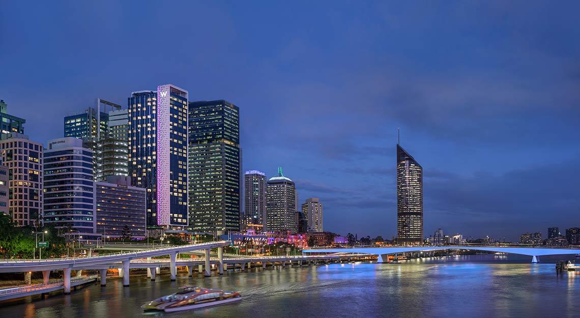 W Hotel, Brisbane