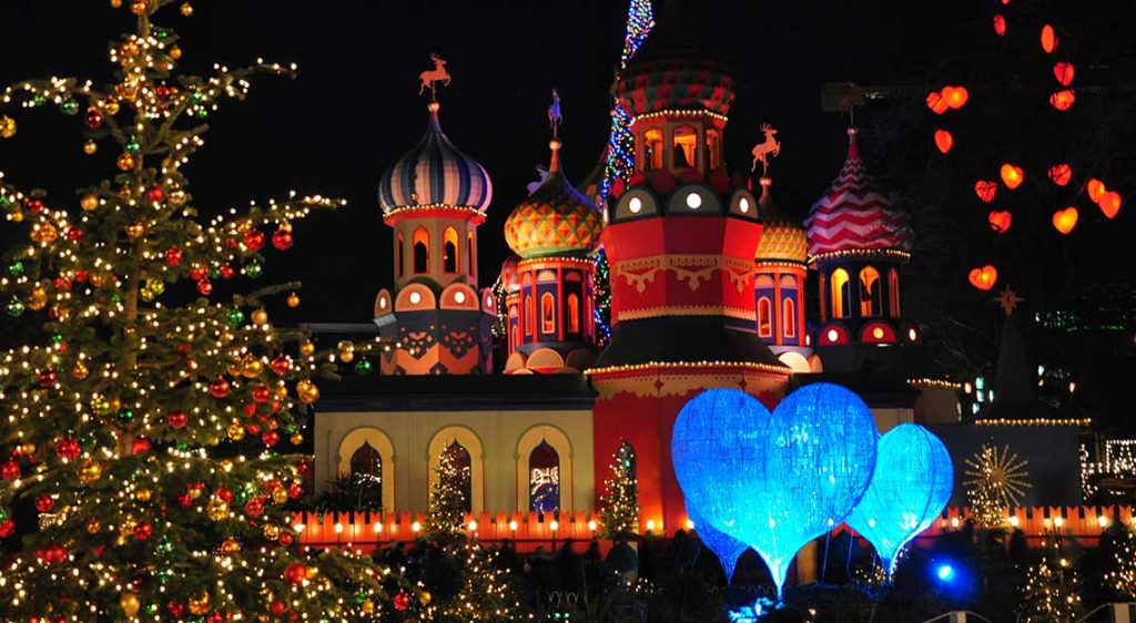 Christmas markets in Europe, Copenhagen, Denmark
