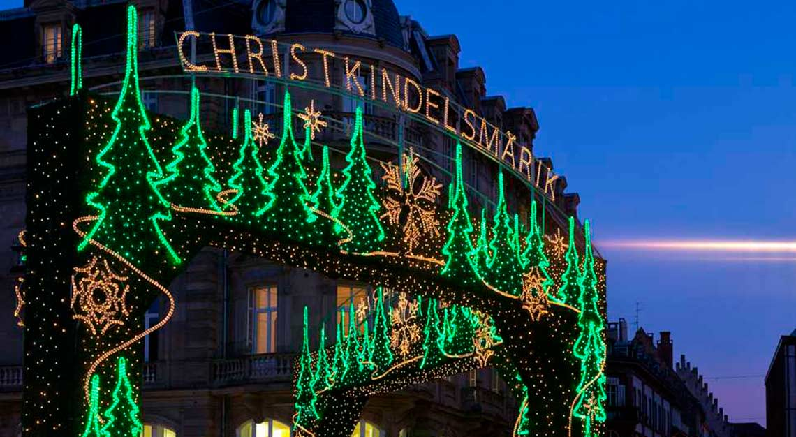 Christmas markets in Europe, Strasbourg, France
