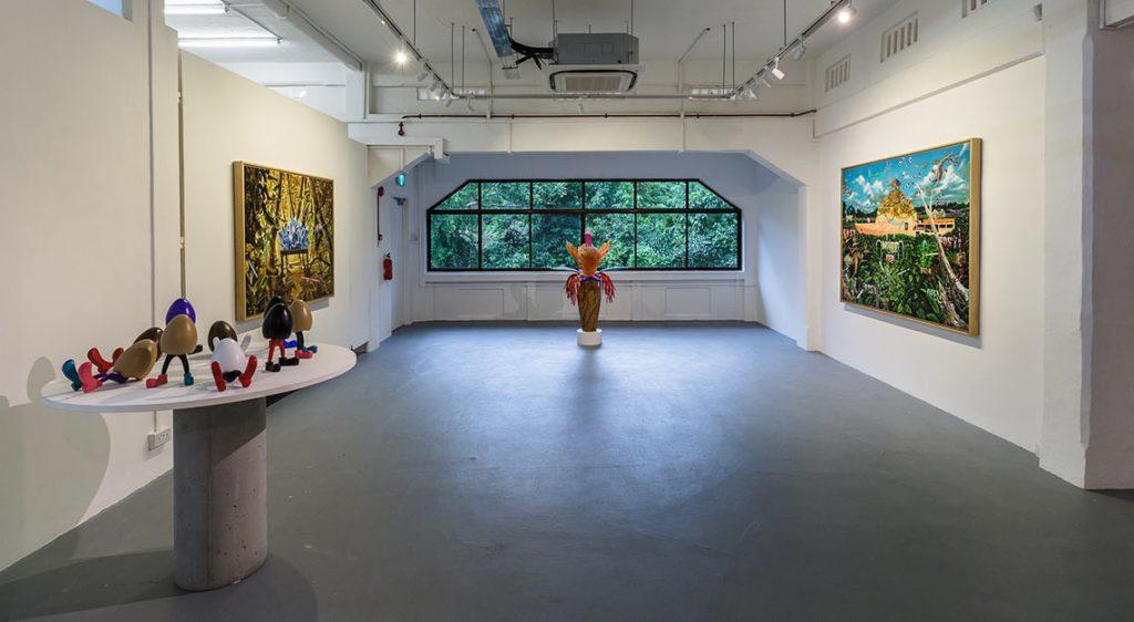 Ultimate Drives 2018 Art Tour