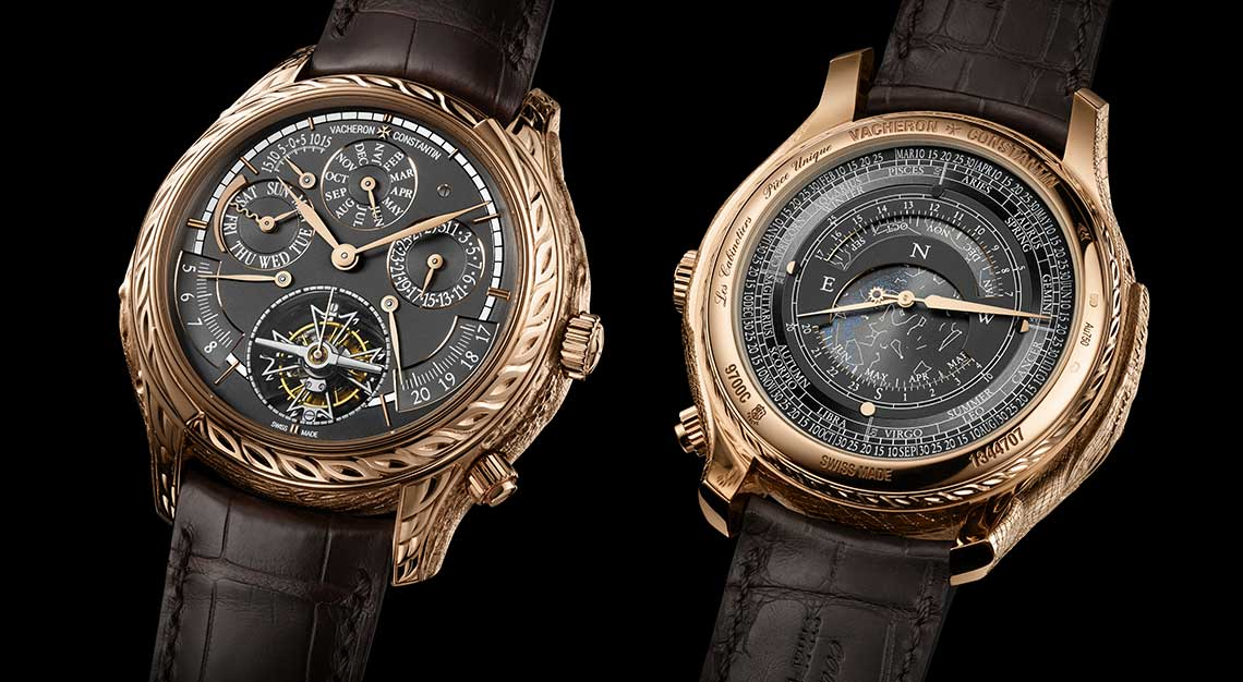 Les Cabinotiers Grande Complication Crocodile