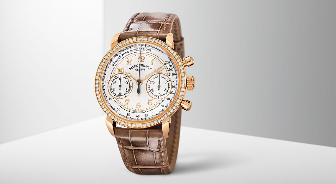Patek Philippe Ladies Chronograph Reference 7150/250R